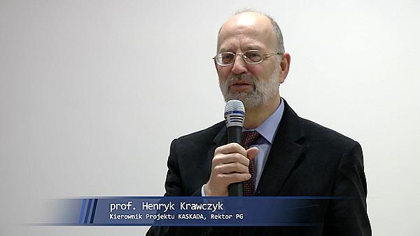 Platforma KASKADA - prof. Henryk Krawczyk