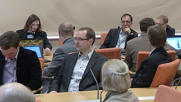 Platforma KASKADA – Konferencja podsumowująca projekt MAYDAY EURO 2012 - uczestnicy