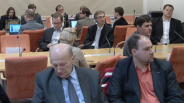 Platforma KASKADA – Konferencja podsumowująca projekt MAYDAY EURO 2012 - goście