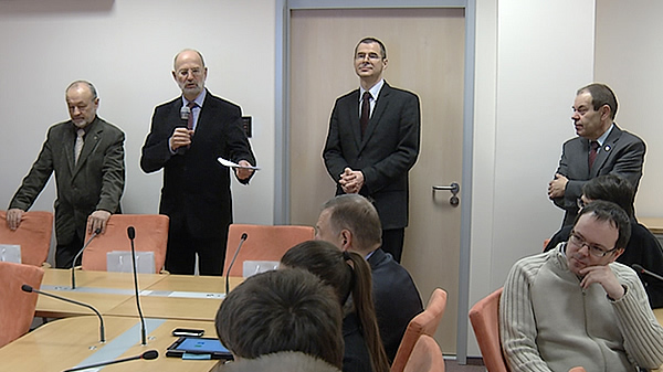 Platforma KASKADA – Konferencja podsumowująca projekt MAYDAY EURO 2012 - Krawczyk