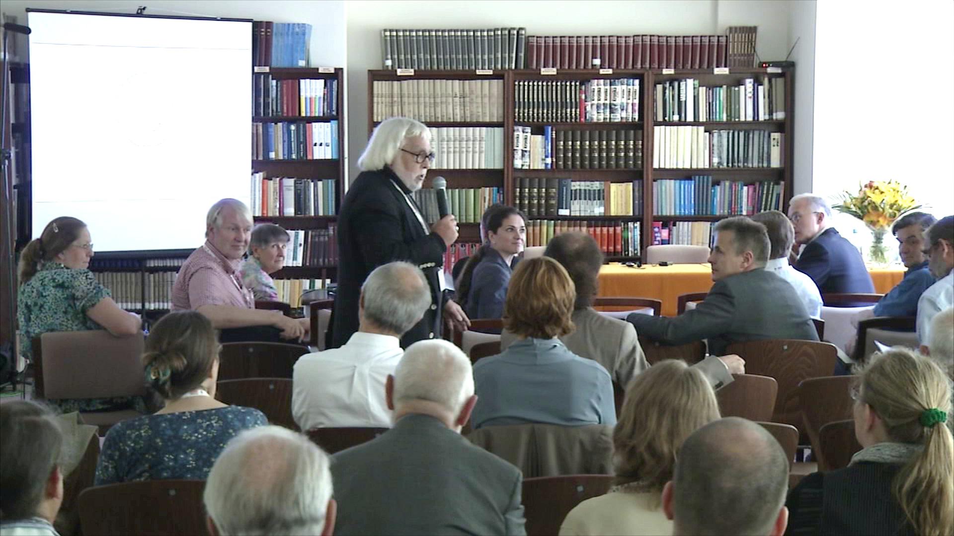Konferencja Hevelius 2011 - zakończenie konferencji
