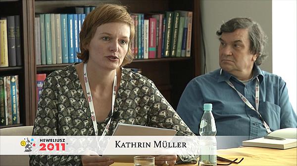 Konferencja Hevelius 2011 - Sesja 4 - Kathrin Müller