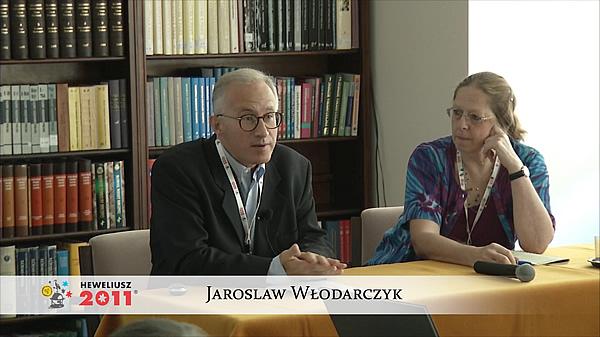 Konferencja Hevelius 2011 - Sesja 3 - Jarosław Włodarczyk