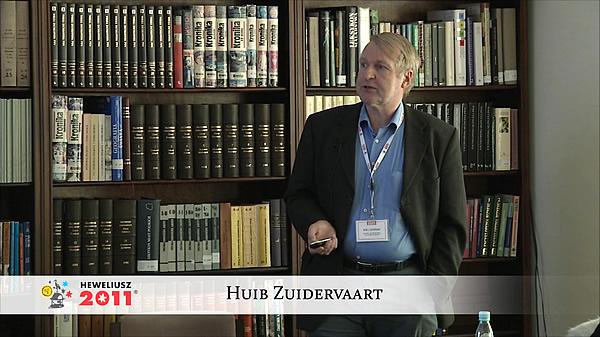 Konferencja Hevelius 2011 - Sesja 5 - Huib Zuidervaart