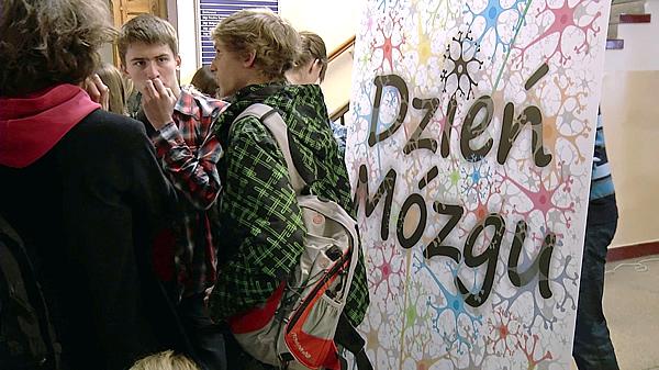 Dzień Mózgu 2012 - Uniwersytet Gdański