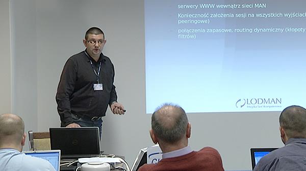 Szkolenie JUNIPER 2012 - cz. 12 - Piotr Goczał : Cache Media Flow, doświadczenia z wdrożenia