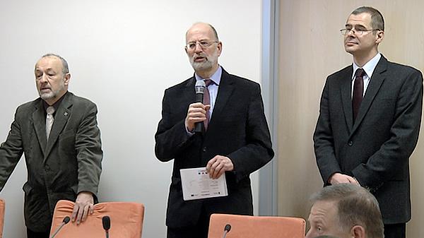 Platforma KASKADA – relacja z konferencji podsumowującej projekt MAYDAY EURO 2012