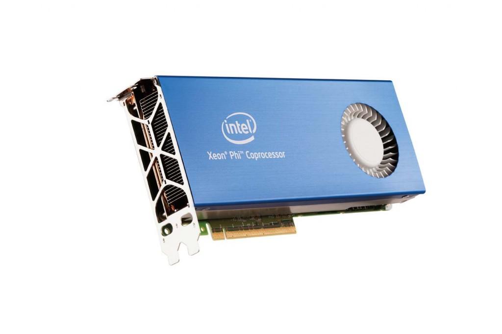 Karta koprocesora Intel Xeon Phi - PCIe_s