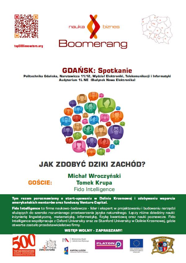 Boomerang PG