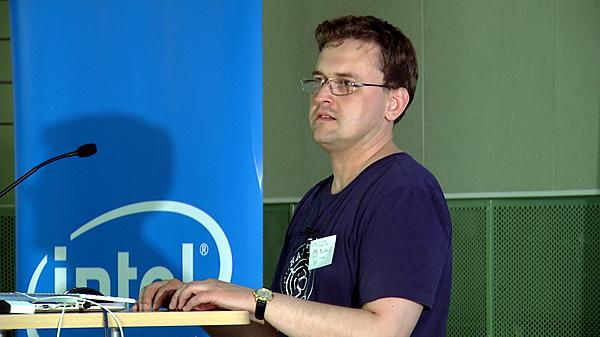 Konferencja YABC 2013 - Bartek Skorupa