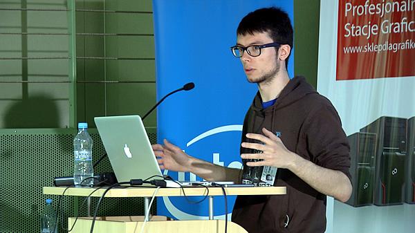 Konferencja YABC 2013 - Francesco Siddi