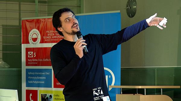 Konferencja YABC 2013 - Piotr Chlipalski