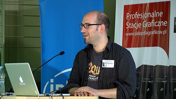 Konferencja YABC 2013 - Sebastian Koenig